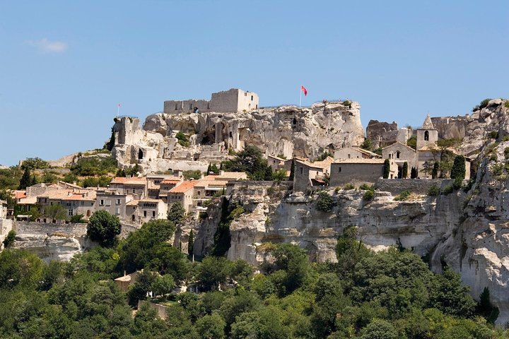 Les Baux de Provence : Wine day Tour : 8 hours, Marsella, FRANCIA
