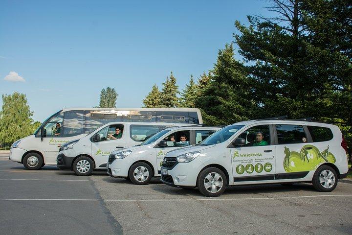 Shared Transfer: From Bansko Resort to Sofia Airport, Bansko, Bulgaria