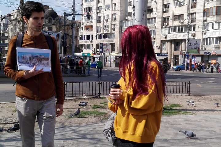 Discover the forgotten Jewish neighborhood, Bucareste, ROMÊNIA