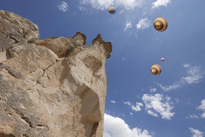 Full Day Cappadocia Highlights Tour with Goreme & Uchisar, Goreme, Turkey