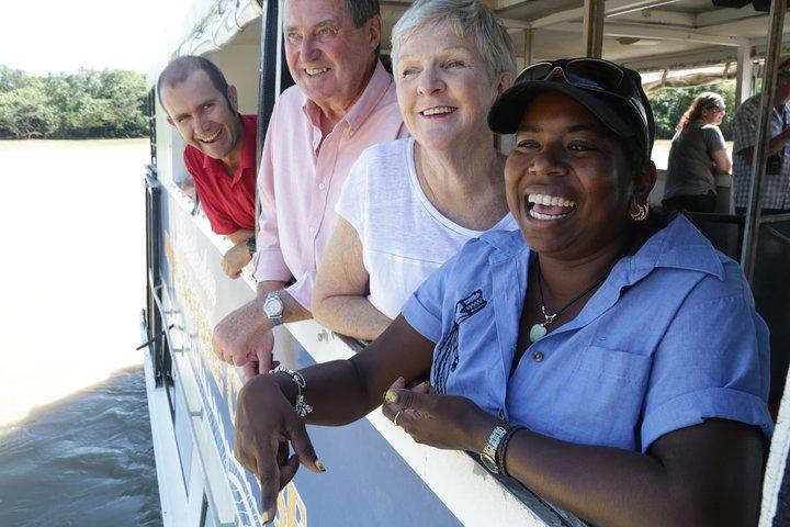 Darwin City Sights and Jumping Crocodile Cruise, Darwin, AUSTRALIA