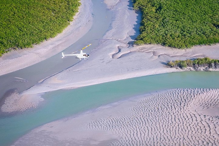 Broome 45 Minute Creek & Coast Scenic Helicopter Flight, ,
