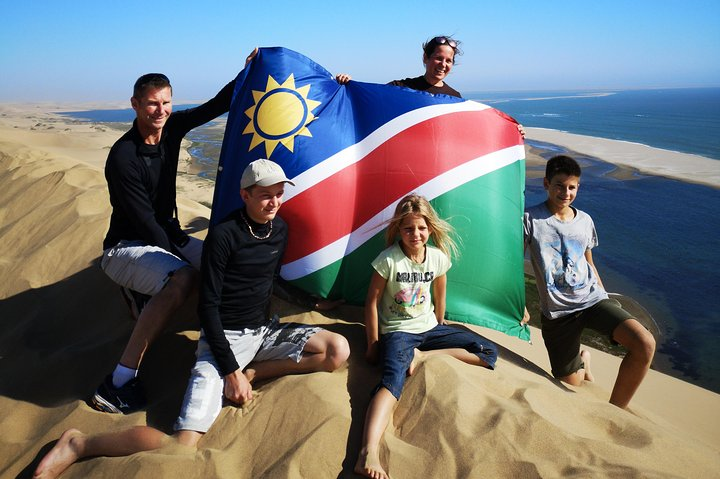 Sandwhich Harbour 4x4 Half day, Walvis Bay, Namíbia