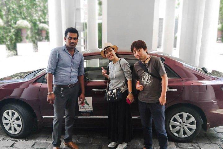 Jaffna City to Colombo Airport (CMB) Private Transfer, Jaffna, SRI LANKA