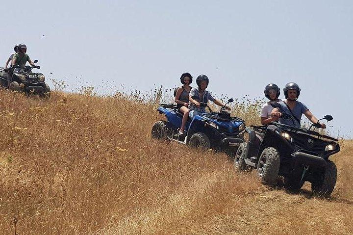 Agrigento Countryside Off-Road Quad Bike Trip from Ribera, Agrigento, ITALIA