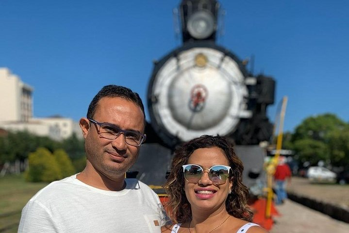 Maria Fumaça sem Tramontina e Malharias, Gramado, BRASIL