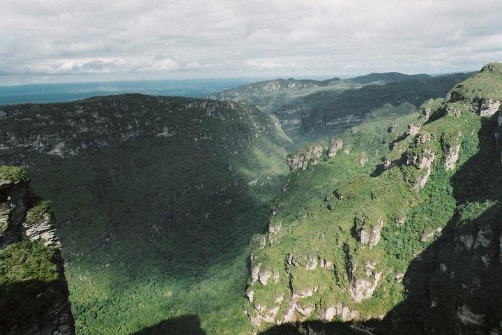 Fumaça Waterfall by Discover Chapada, Lencois, BRAZIL