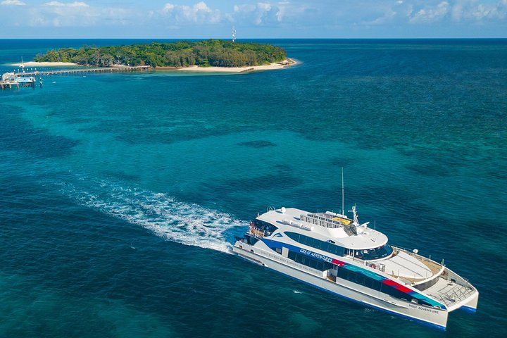 Green Island Eco Adventure from Cairns, Cairns y el Norte Tropical, AUSTRALIA