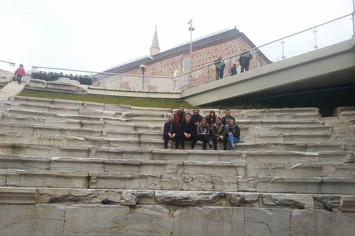 Plovdiv- Small Group Day Trip, Sofia, BULGARIA