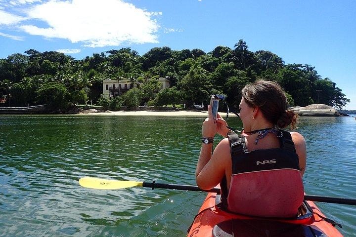 Manguezal e Ilhas de Paraty de Caiaque, Paraty, BRASIL