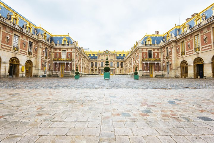 Versailles Palace and Gardens Priority Access Audio Guided Tour with Trianon, Versalles, França