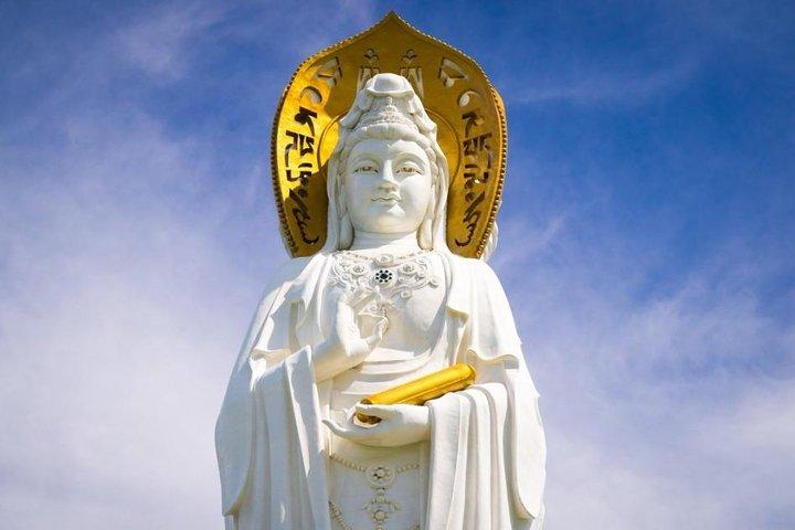 Sanya Half Day Private Tour of Nanshan Buddhism Culture Park, Sanya, CHINA