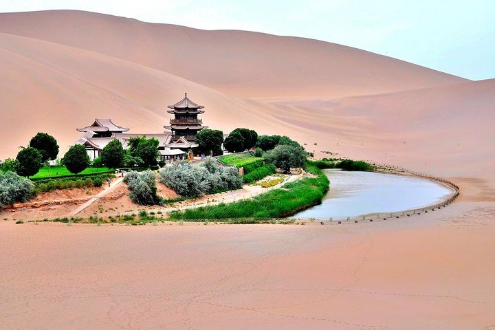 Dunhuang Private Customized Silk Road Day Tour, Dunhuang, CHINA