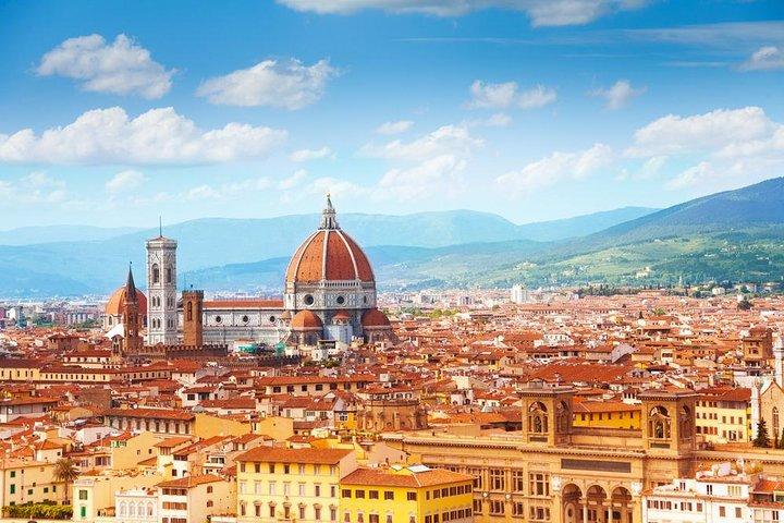 Private Transfer: Genova to Florence Hotel, Genova, ITALY