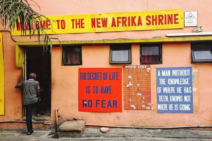 New African Shine and Kalakuta Republic Tour, Lagos, Níger