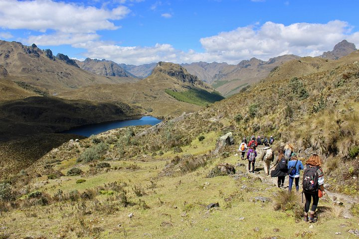 For Nature lovers: Special Cajas National Park tour (small groups), Cuenca, ECUADOR