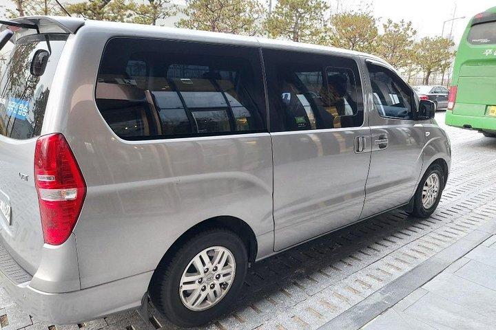 High one Resort Transfer Service (Incheon Airport), Incheon, COREA DEL SUR
