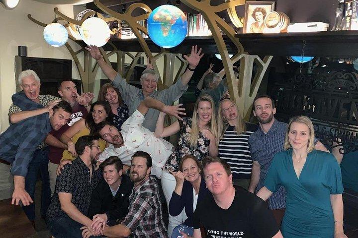 Misadventure Distillery Tour, Carlsbad, CA, UNITED STATES