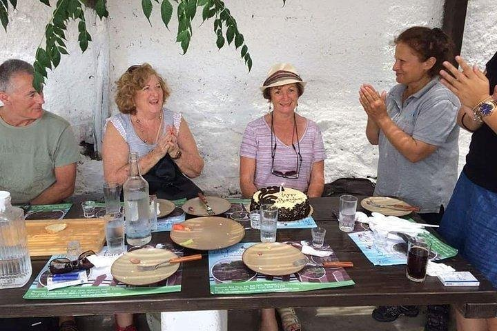Traditional Barbecue Experience at Traditional Farm in Mykonos, Miconos, GRECIA