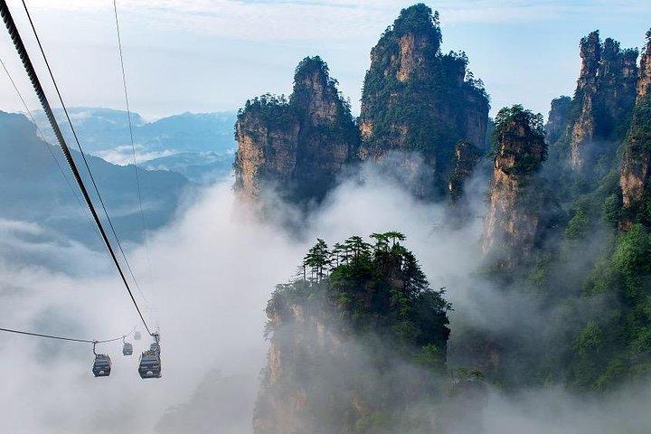 4-Day Zhangjiajie Private Tour to All Highlight Attractions, Zhangjiajie, CHINA
