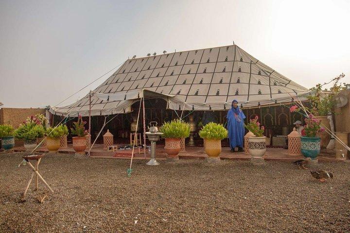 Paseo en globo por las Montañas del Atlas desde Marrakech con desayuno bereber y experiencia en camello en el desierto, Marrakech, Ciudad de Marruecos, MARRUECOS