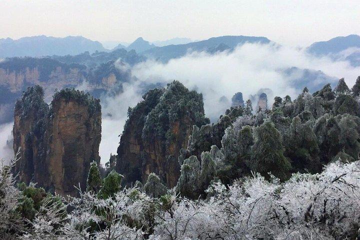 3-Day Zhangjiajie Tour to Avatar Mountain & Glass Bridge &Tianmen Mountain, Zhangjiajie, CHINA