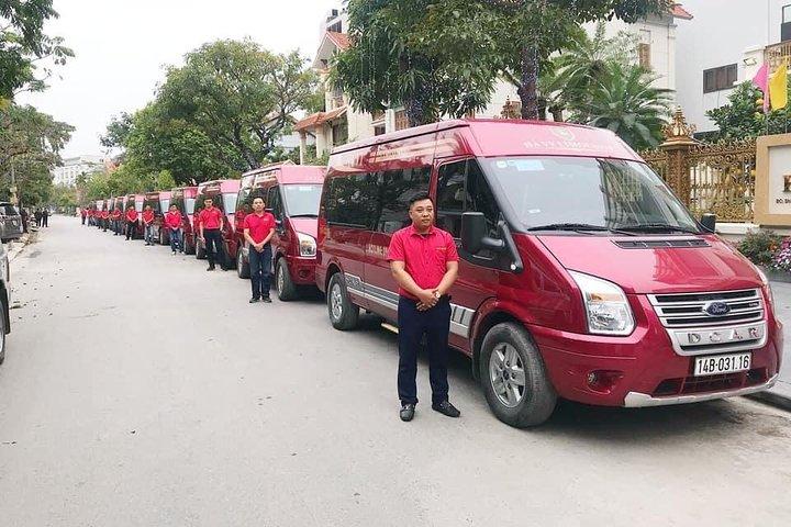 Transfers from Halong Bay to Ninh Binh City, Halong Bay, VIETNAM