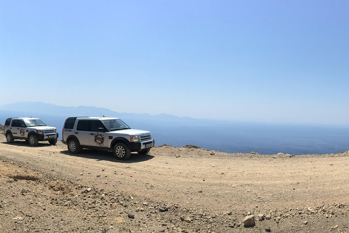 Uncharted Escapes: Kos Land Rover Safari, Cos, Grécia