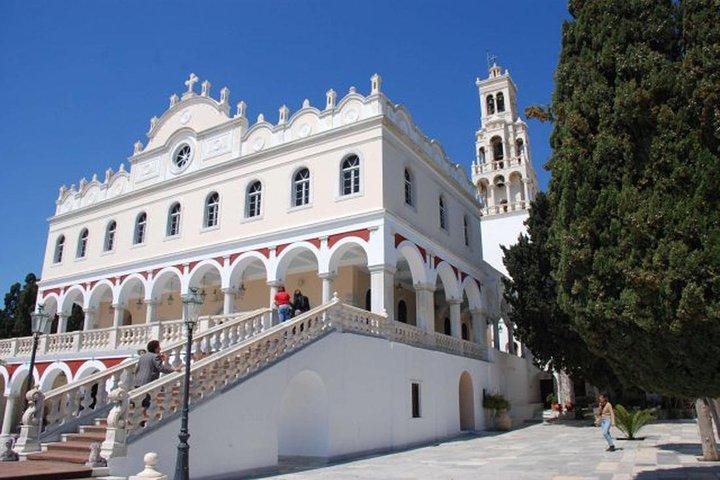 Visit Tinos from Mykonos, Miconos, GRECIA