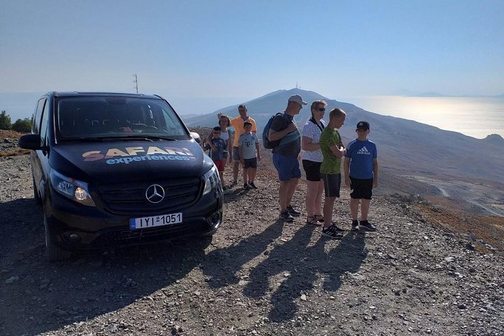 4x4 Full Day Safari Adventure in Kos, Cos, Grécia
