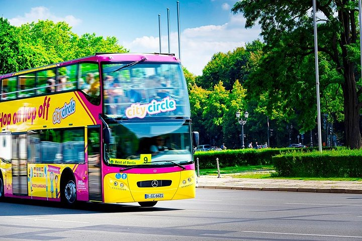 Berlin 1- or 2-Day Hop-On Hop-Off City Circle Tour: Best of Berlin Tour, Berlin, GERMANY