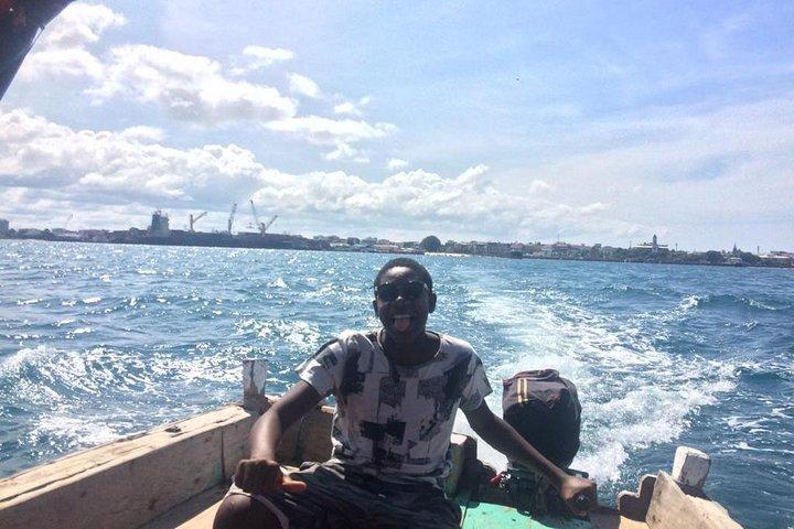 Prison island and city tour, Zanzibar, TANZANIA