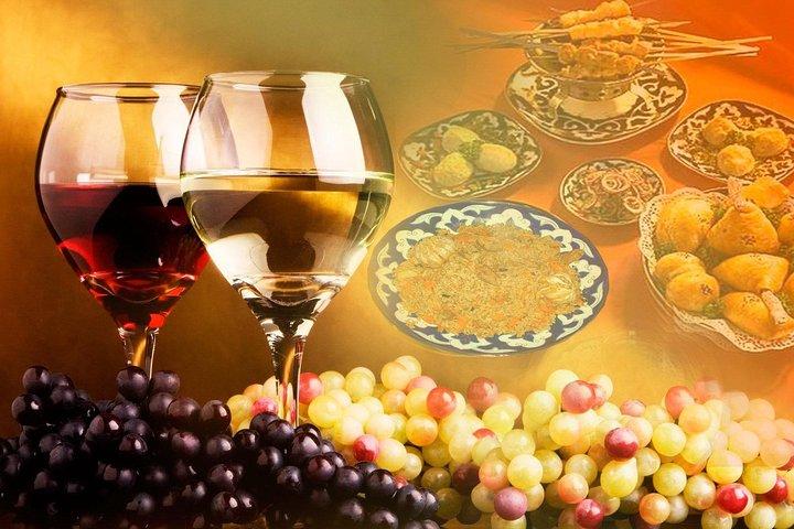 Wine Tasting Tour in Samarkand, Samarcanda, UZBEKISTAN