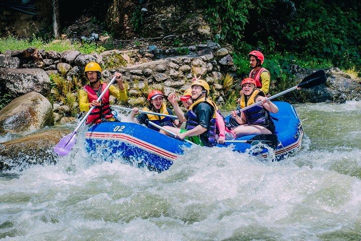 Rafting, ATV and Ziplining Adventure in Phangnga, Khao Lak, TAILANDIA