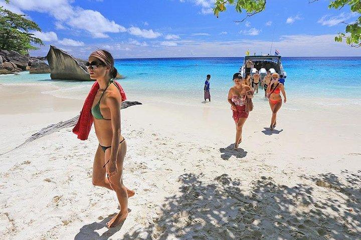 Similan Islands Snorkeling Day Trip By Love Andaman From Khao Lak, Khao Lak, TAILANDIA