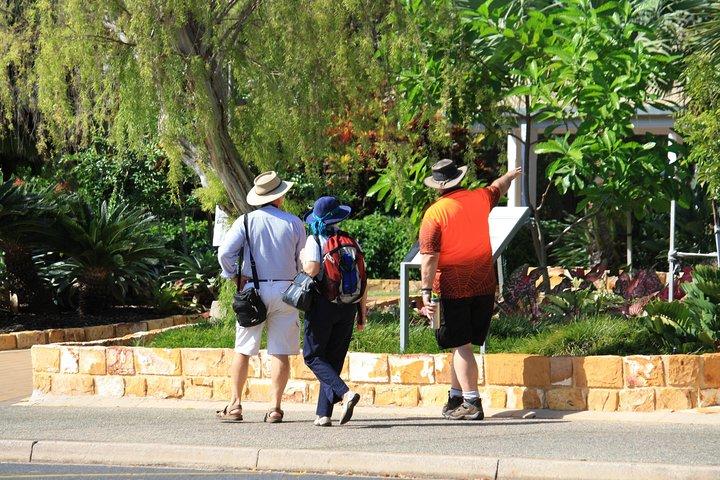 Darwin Heritage Walk, Darwin, AUSTRALIA