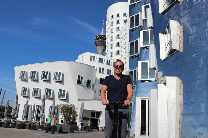 Düsseldorf Segway Rhein Tour: Rhine River Experience, Dusseldorf, Alemanha
