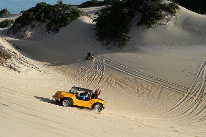 Tour de Buggy pelo Litoral Norte - Genipabu by Marazul Receptivo, Natal, BRASIL