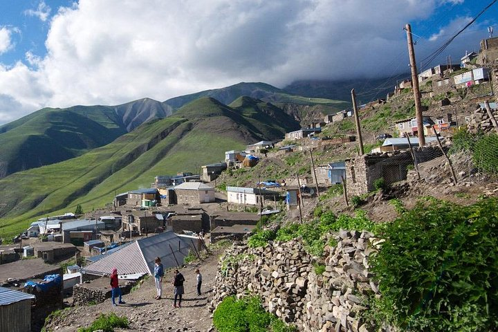 Khinalig village, Guba (Quba) Group Tour, Baku, Azerbaidjão