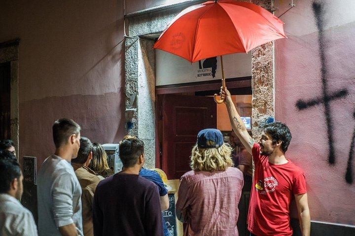Lisbon Wild Pub Crawl, Lisboa, PORTUGAL