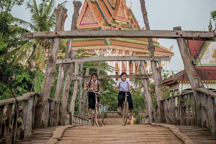 Full Day Countryside Bike Tour from Battambang, Battambang, CAMBOYA