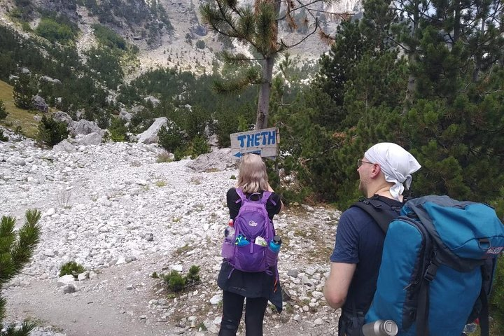 Hiking tour of Komani Lake, Valbona Valley & Theth in three days, Tirana, Albania