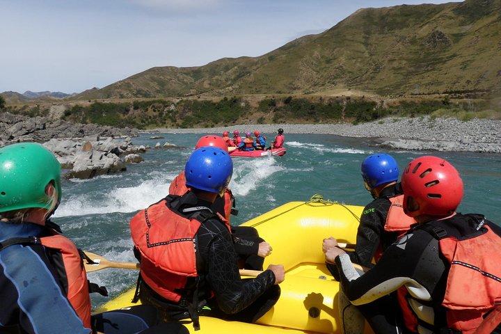 Amuri Rafting and Jetboat Adventure, Hanmer Springs, NUEVA ZELANDIA