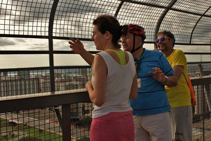 Bike Tour do Memorial JK e Praça dos Cristais, Brasília, BRASIL