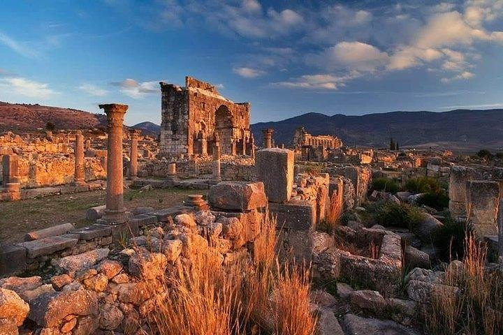 Day Tour Fes - Meknes - Volubilis and Moulay Idriss, Fez, MARRUECOS