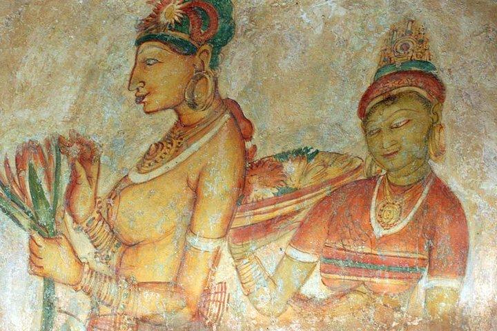 Dambulla and Sigiriya Private Day Tour, Sigiriya, Sri Lanka