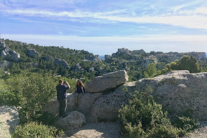 History and Van Gogh Full Day Tour in Provence from MARSEILLE, Marsella, FRANCIA