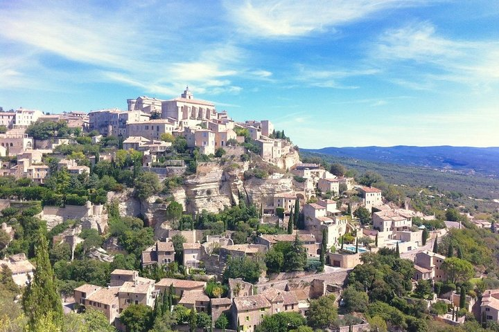 Picturesque Luberon - From MARSEILLE, Marsella, FRANCIA