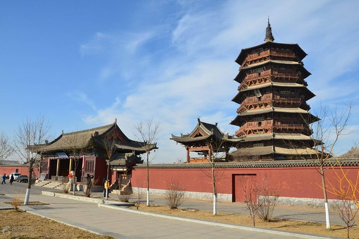 2-Day Private Datong Tour:Hanging Temple, Yugang Grottoes,Wooden Pagoda and More, Datong, CHINA