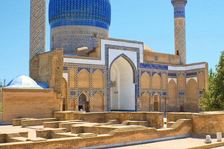 Samarkand day trip, Samarcanda, UZBEKISTAN